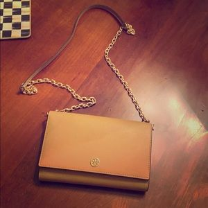 Tory Burch Wallet with Chain